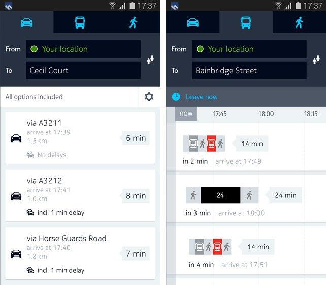 Карты Nokia установят на новые гаджеты Samsung. Изображение № 3.