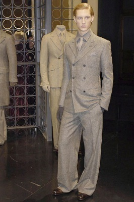 Milan Fashion week Летаргия Ferre и«таджикский гламур. Изображение № 5.
