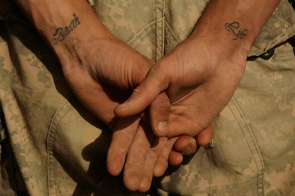 Афганистан. Военная фотография. Изображение № 209.