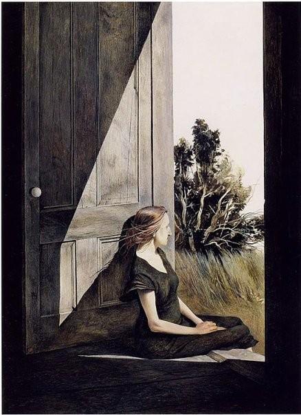 Andrew Newell Wyeth. Изображение № 12.