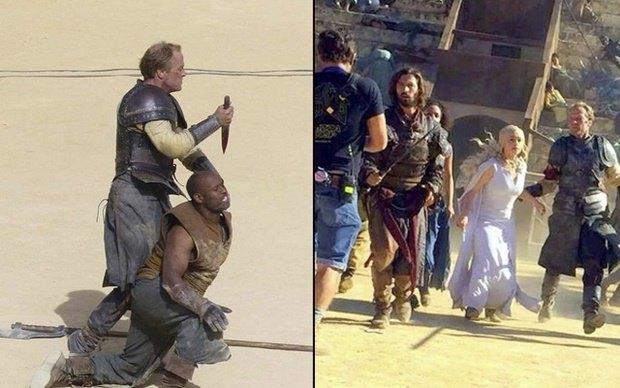 В сеть утекло видео со съёмок пятого сезона «Игры престолов». Изображение № 2.