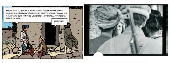 Графический роман «Фотограф». Изображение № 10.