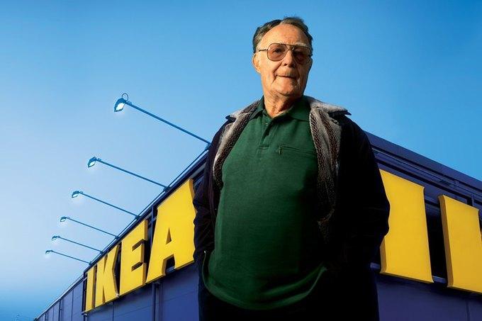 Основатель IKEA покинул все руководящие посты в своей компании. Изображение № 1.