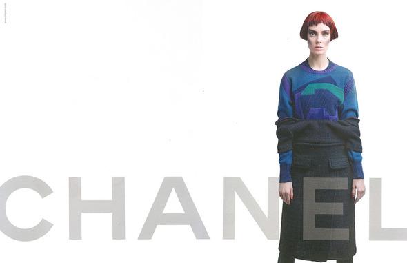 Кампании: Chanel, Calvin Klein и другие. Изображение № 19.