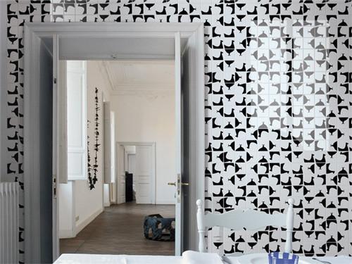 Черно-белый зоопарк: керамическая плитка от Bardelli. Изображение № 3.