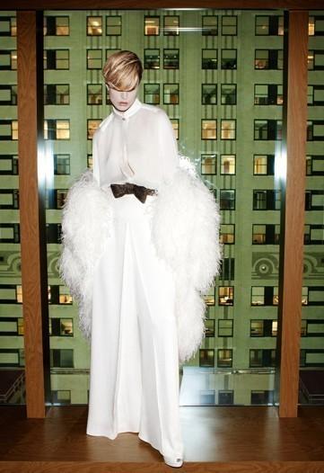 Изображение 1. Превью кампаний: Givenchy, Miu Miu и Yves Saint Laurent.. Изображение № 4.