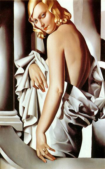 Тамара де Лемпицка – художница и икона Арт Деко. Изображение №16.