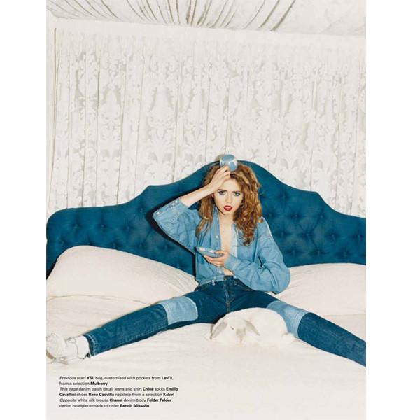 5 новых съемок: Contributor, Exit, Viva!Moda, Vogue, Wu. Изображение № 10.