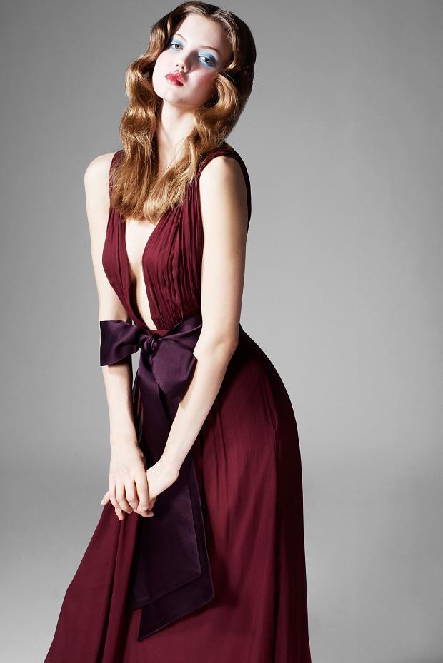 Показаны новые лукбуки Balenciaga, Chanel и Zac Posen. Изображение № 58.
