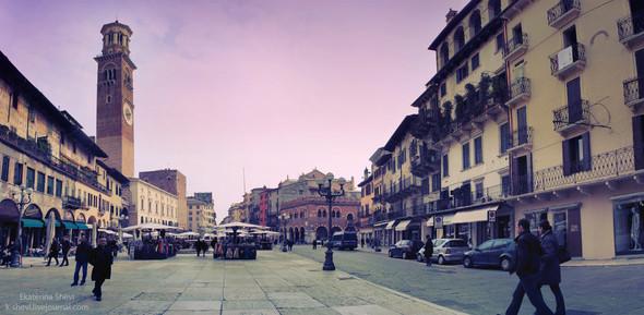 Верона. Италия. Изображение № 47.