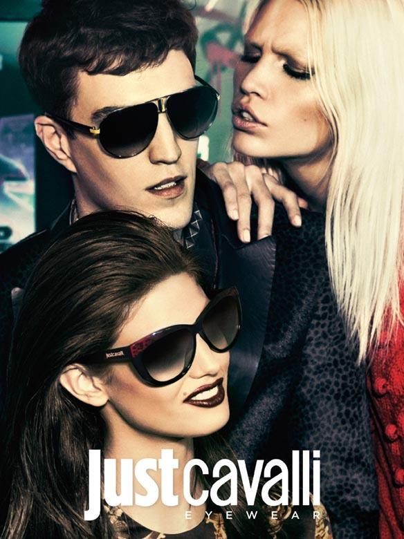 Кампании: Elie Saab, Just Cavalli, Lanvin и другие. Изображение № 27.