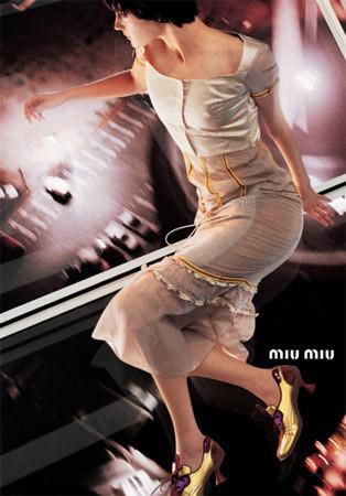 Рекламная кампания Miu Miu FW 1999 . Изображение № 11.