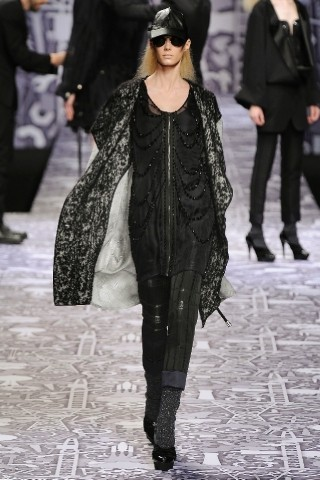 Back to black : Gareth Pugh и Victor&Rolf aw 2010-2011. Изображение № 67.