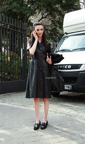 Нерабочее время: Блоги об уличном стиле моделей. Изображение № 37.