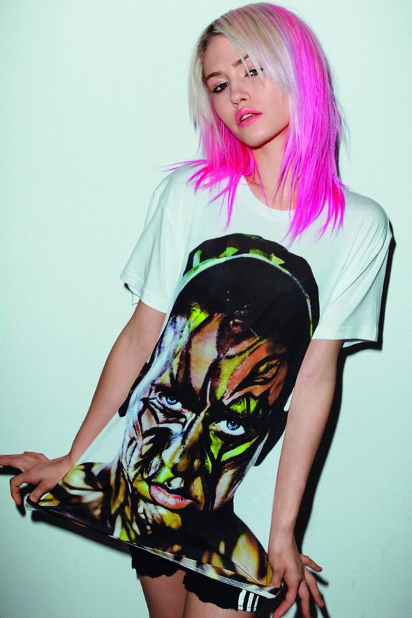 Лукбуки: Джереми Скотт и Дэвид Бекхэм для Adidas Originals. Изображение № 28.