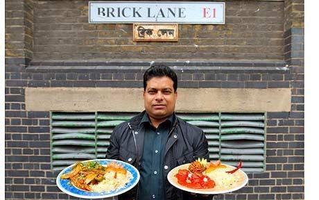 Сокровищница Королевы: Рынки Лондона/Брик Лейн. Изображение № 4.