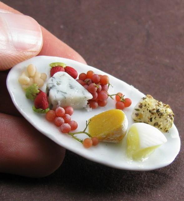 Еда в миниатюре. Изображение № 17.