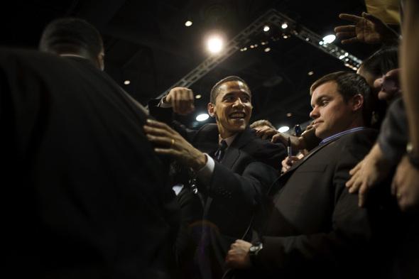 Неизвестный Обама. Изображение № 1.