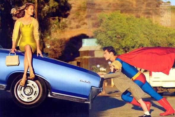 Супергерои в фотосъемках: 8 историй о тайне, подвигах и спасениях. Изображение № 48.