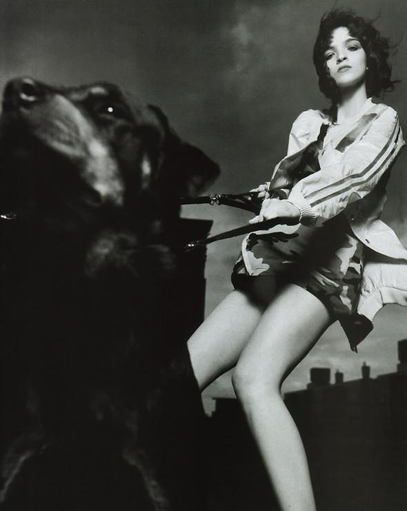 Архивная съёмка: Мариакарла Босконо для Jalouse, 2001. Изображение № 4.
