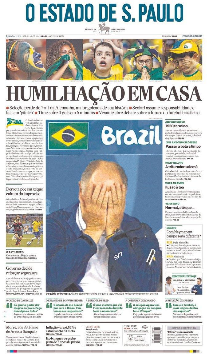 O Estado De Sao Paulo: «Унижение дома». Изображение № 10.