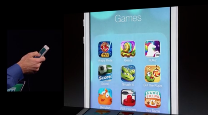 Трансляция: Apple представляет новую iOS и другие продукты. Изображение № 21.