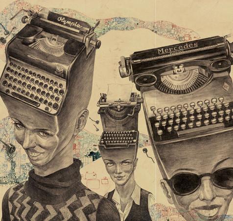 Создать папку: 5 успешных российских иллюстраторов рассказывают о портфолио. Изображение №93.