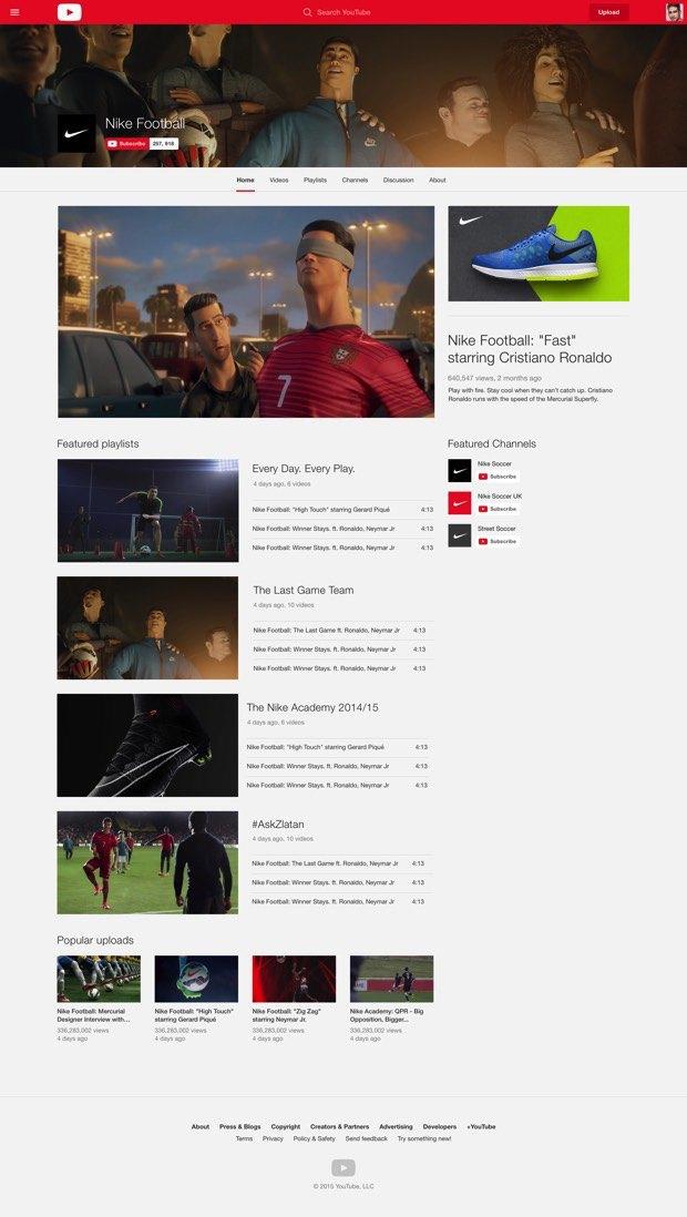 Концепт: редизайн YouTube . Изображение № 2.