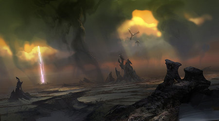 Best ARTWORKS of StarCraftII. Изображение № 15.