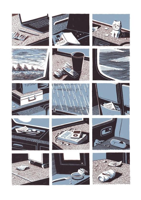 Jon McNaught. Изображение № 19.