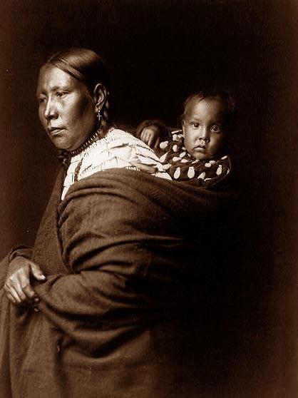 Эдвард Кертис. индейская мечта. Изображение № 11.