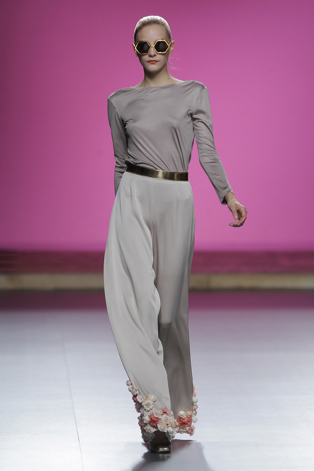 Madrid Fashion Week SS 2013: DUYOS. Изображение № 29.