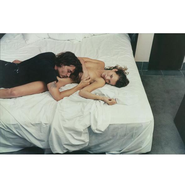 Кейт Мосс и Джонни Депп. Изображение № 1.