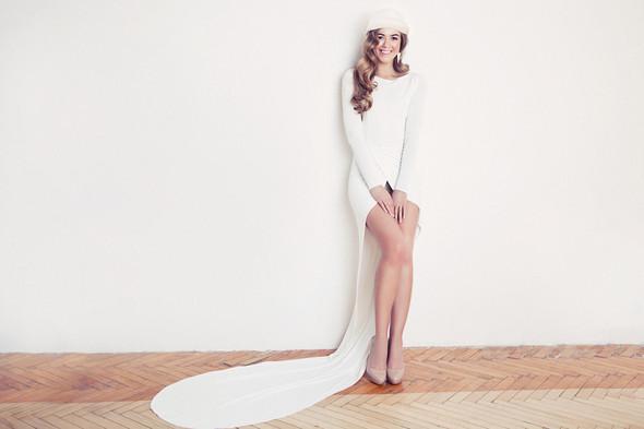 новый формат свадебных платьев - NOT A PRINCESS. Изображение № 3.