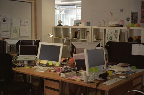 Офис Last. fm, Лондон. Изображение № 4.