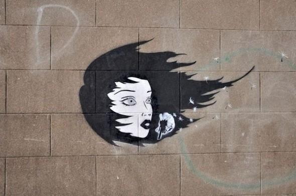 Изображение 33. Бристоль. Художественное граффити.. Изображение № 35.