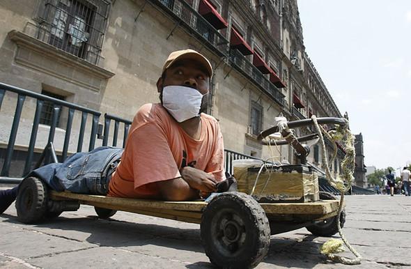 Свиной грипп вМексике. Изображение № 7.