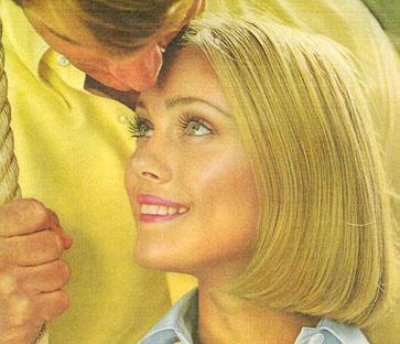 Изображение 70. Мода 60х: макияж.. Изображение № 69.