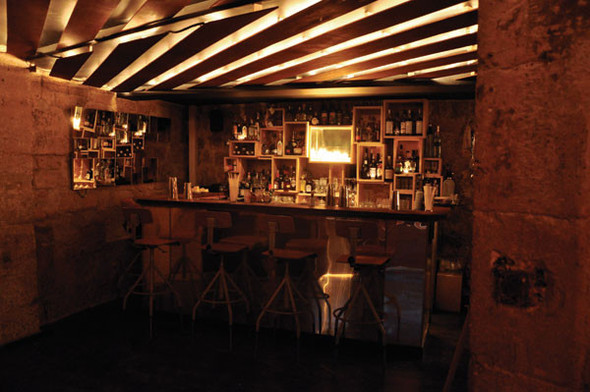 Коктейльная мода, или где выпить в Париже. Изображение № 5.