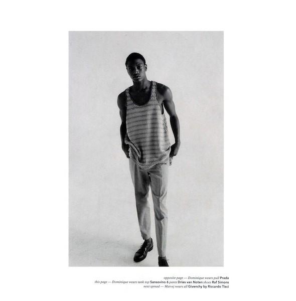Изображение 22. Мужские съемки: Vogue, L'Officiel и другие.. Изображение № 7.