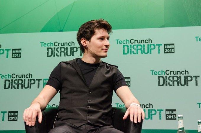 Павел Дуров собрался делать стартап за границей . Изображение № 1.