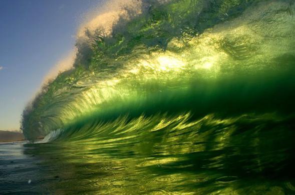 Нагребне волны – Clark Little, фотограф- серфингист. Изображение № 2.