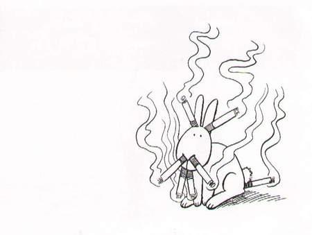 Пушистики прощаются сжизнью. Изображение № 4.