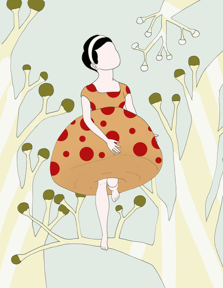Уроки рукоделия отчудо художницы Elsa Mora. Изображение № 8.