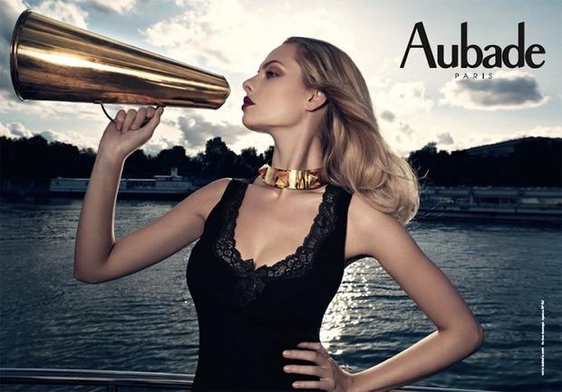 Новости ЦУМа: Женское белье Aubade . Изображение № 8.