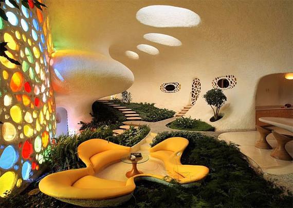 Изображение 2. Shell House: дом-моллюск в Мексике.. Изображение № 2.