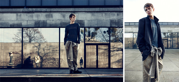 Берлинская сцена: Дизайнеры одежды. Изображение №125.