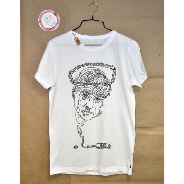 Новая коллекция футболок: литература на вашей груди. Изображение № 12.
