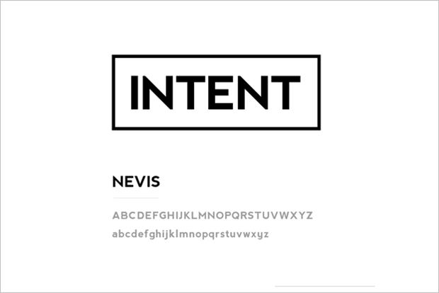 Шрифт: Nevis / Выбор: JD Jones из Modus Create. Изображение № 26.
