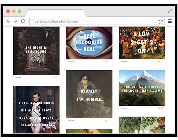 10 блогов, которые переосмысляют искусство. Изображение № 4.
